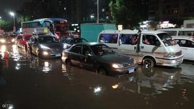 مصر.. قرار بتعطيل الدراسة لسوء الأحوال الجوية