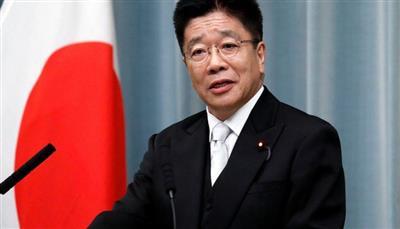 وزير الصحة الياباني كاتسونوبو كاتو