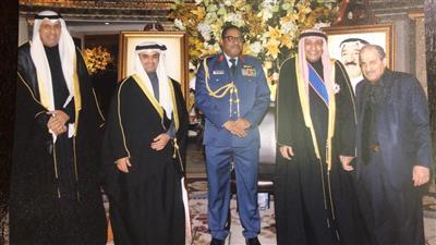 حفل سفارة الكويت في لندن بمناسبة الأعياد الوطنية