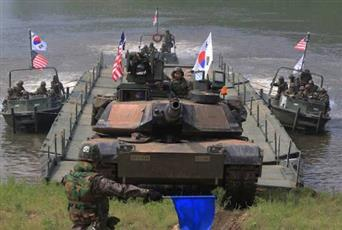 عاجل - أمريكا وكوريا الجنوبية ترجئان مناورات عسكرية مشتركة بسبب فيروس كورونا
