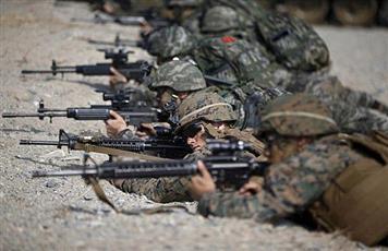 تأجيل تدريبات عسكرية بين أمريكا وكوريا الجنوبية بسبب فيروس كورونا