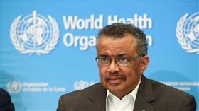 مدير عام منظمة الصحة العالمية تيدروس أدهانوم