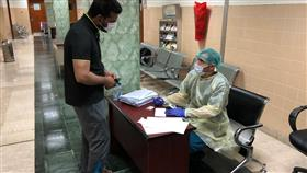 تخصيص المركز الطبي الصناعي بالشعيبة لفحص العمالة فيما يخص فيروس كورونا
