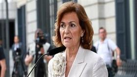 إصابة نائبة رئيس الوزراء الإسباني بفيروس كورونا
