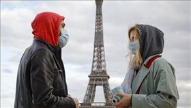 تسجيل 231 حالة وفاة جديدة بفيروس كورونا في فرنسا