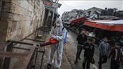 ارتفاع عدد اصابات فيروس كورونا في فلسطين إلى 104
