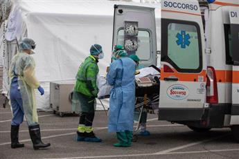 «كورونا» يُنهك إيطاليا.. 756 حالة وفاة جديدة