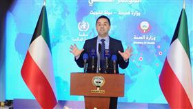المتحدث الرسمي باسم وزارة الصحة الدكتور عبدالله السند
