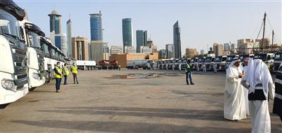 «البلدية» تدشن المرحلة الثانية من أكبر حملة تنظيف وتعقيم على مستوى البلاد