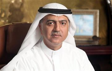 رئيس مجلس الإدارة والرئيس التنفيذي لمؤسسة البترول هاشم هاشم