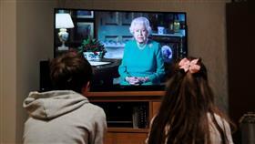 الملكة خاطبت الشعب البريطاني