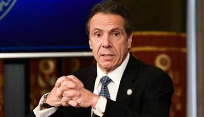 حاكم نيويورك اندرو كومو