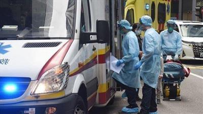 بريطانيا: 468 وفاة جديدة بكورونا.. والإجمالي 34466