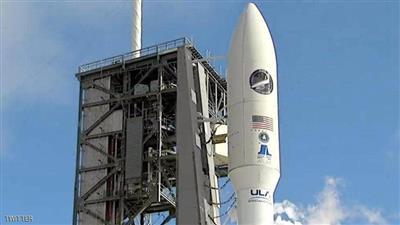 الصاروخ أطلس - 5 لحظة إطلاقه