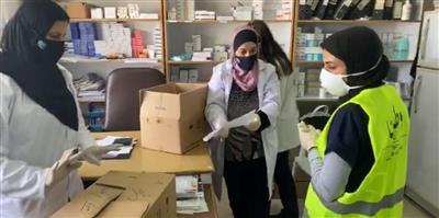 طلبة كويتيون يشاركون بمبادرة وطن الطبية الأردنية في مواجهة كورونا