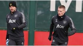 مان يونايتد يعود للتدريب استعداداً لاستئناف البريميرليغ