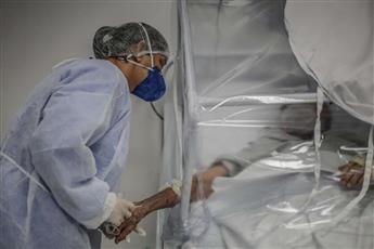 البرازيل تقفز إلى المركز الثاني في عدد الإصابات العالمية بكورونا بعد أمريكا