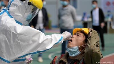 الصين بلا إصابات جديدة.. لأول مرة