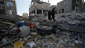 زلزال يضرب طهران