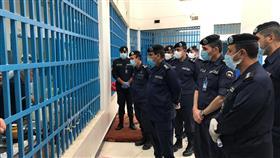 الداخلية: خطط للسيطرة على الوضع الصحي داخل السجن المركزي