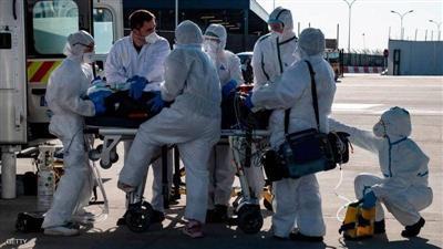 فرنسا تسجل 31 حالة وفاة جديدة جراء كورونا