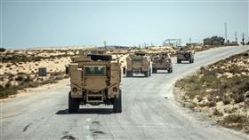 مصر: مقتل 19 إرهابياً بعمليات نوعية للجيش في سيناء