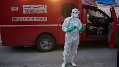 المغرب: 56 إصابة جديدة بكورونا وارتفاع الاجمالي لـ 7922