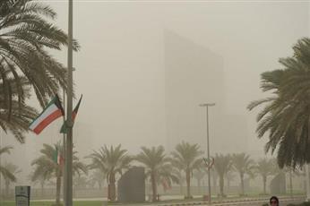 الأرصاد تحذر: نشاط في الرياح المثيرة للغبار على بعض المناطق