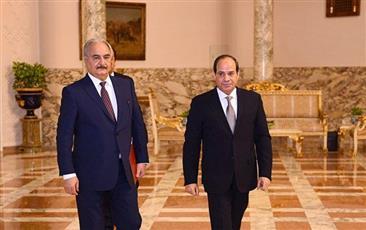 ترحيب دولي وعربي بـ«إعلان القاهرة» لحل الأزمة الليبية