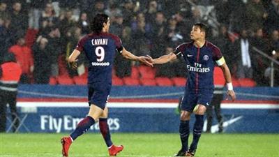 باريس سان جيرمان يعلن رحيل كافانى وسيلفا نهاية الموسم الحالى