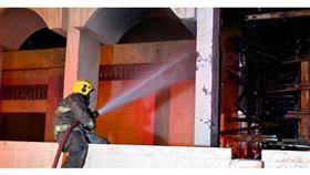 الإطفاء: السيطرة على حريق اندلع في مبنى قيد الإنشاء تابع لمحول كهرباء بالعارضية الصناعية