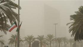 الأرصاد تحذر: نشاط في الرياح المثيرة للغبار تقل معها الرؤية الأفقية على بعض المناطق