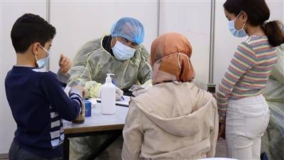 وزارة الصحة: شفاء 534 حالة من كورونا وارتفاع عدد المتعافين لـ 32.304