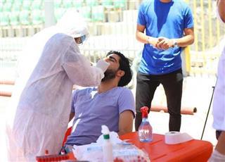 6 إصابات بفيروس كوورنا في أندية الدوري المصري