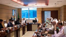 هيئة البيئة عقدت اجتماع مع هيئة الزراعة وخفر السواحل