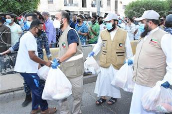 «النجاة الخيرية»: توزيع ٤٨٠٠ سلة غذائية و٩٠٠٠ كيس خبز بالجليب والمهبولة بالتعاون مع الجمعية الكويتية للاغاثة