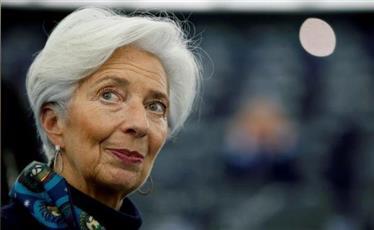 رئيسة البنك المركزي الأوروبي: تخطينا الأسوأ في أزمة كورونا