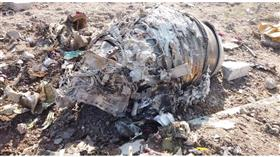 فرنسا تفرغ تسجيلات الصندوقين الأسودين لطائرة ركاب أوكرانية أسقطتها إيران