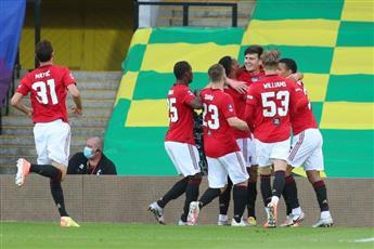 مانشستر يونايتد يتأهل لنصف نهائي كأس الاتحاد الانجليزي