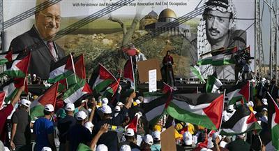 الفلسطينيون يعلنون الأربعاء المقبل «يوم غضب»