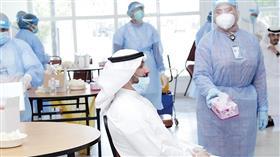 55 % إصابات الكويتيين بآخر إحصائية يومية
