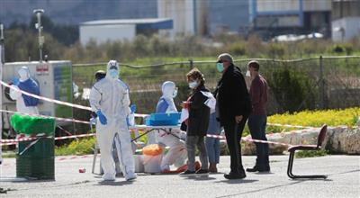 فلسطين تسجل 98 إصابة جديدة بفيروس كورونا