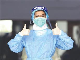 وزارة الصحة: شفاء 675 من كورونا وإجمالي المتعافين 38.390