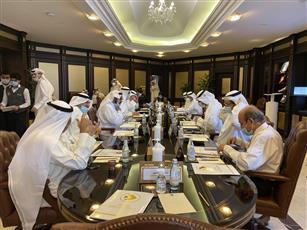 لجنة إعادة تشغيل مطار الكويت تبحث تطبيق الاجراءات والاشتراطات الصحية لعودة الرحلات التجارية