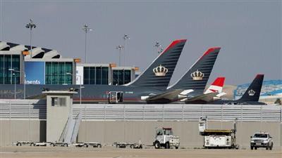 الأردن: عودة المطارات للعمل على 3 مراحل اعتبارا من نهاية يوليو