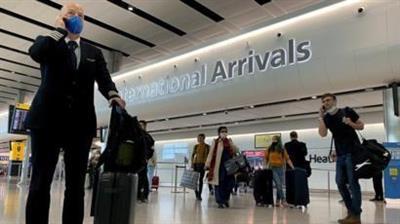 إنجلترا: إخضاع القادمين من الدول العربية.. لعزل منزلي