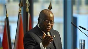 رئيس غانا يخضع للعزل بعد إصابة أحد المقربين بكورونا
