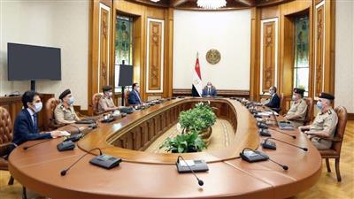 السيسي يتابع تأمين الحدود الغربية مع ليبيا