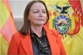 إصابة وزيرة الصحة في بوليفيا بفيروس كورونا