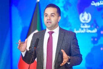 المتحدث باسم وزارة الصحة د. عبدالله السند